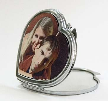 зеркальце в виде сердечка | Центр по ремонту компьютеров в Москве Compulog.ru